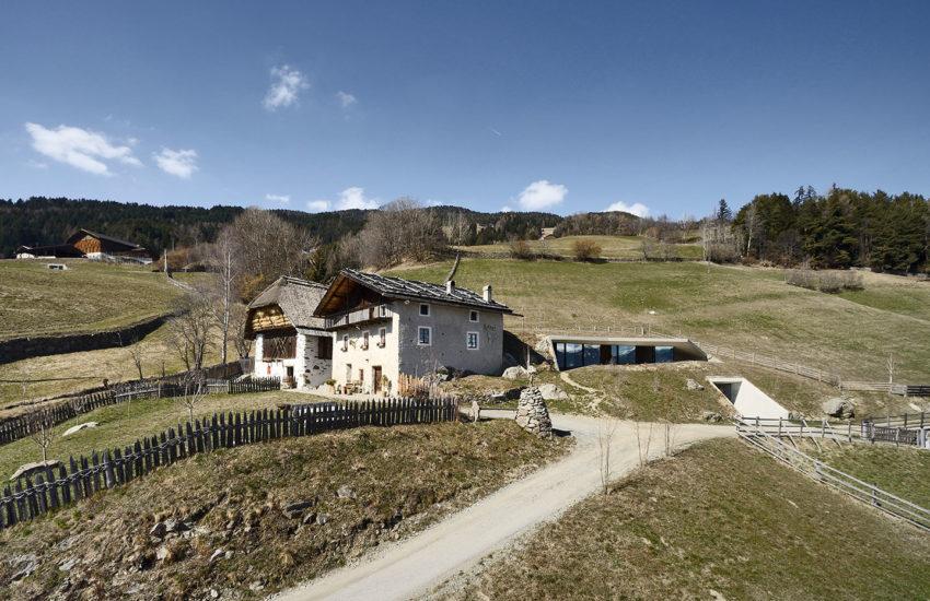 """Felder Hof"" in Villanders, Südtirol/Italien"